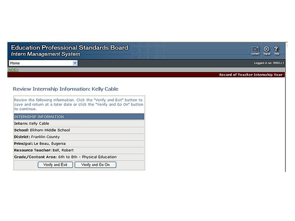 Intern Management System - ppt video online download