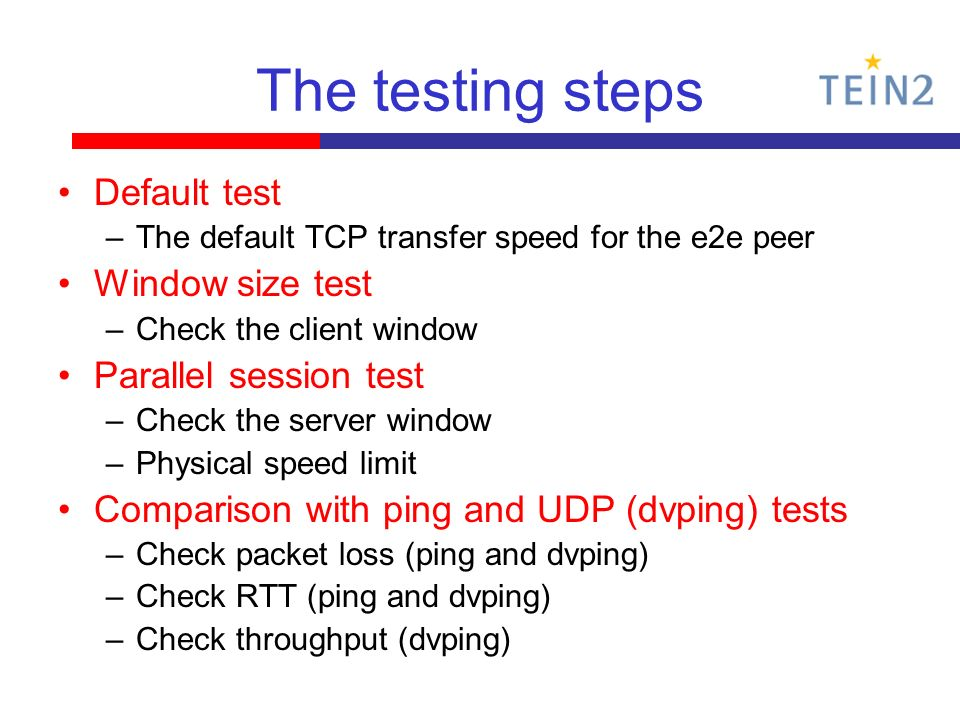 Support for high performance UDP/TCP applications Xing Li ppt download