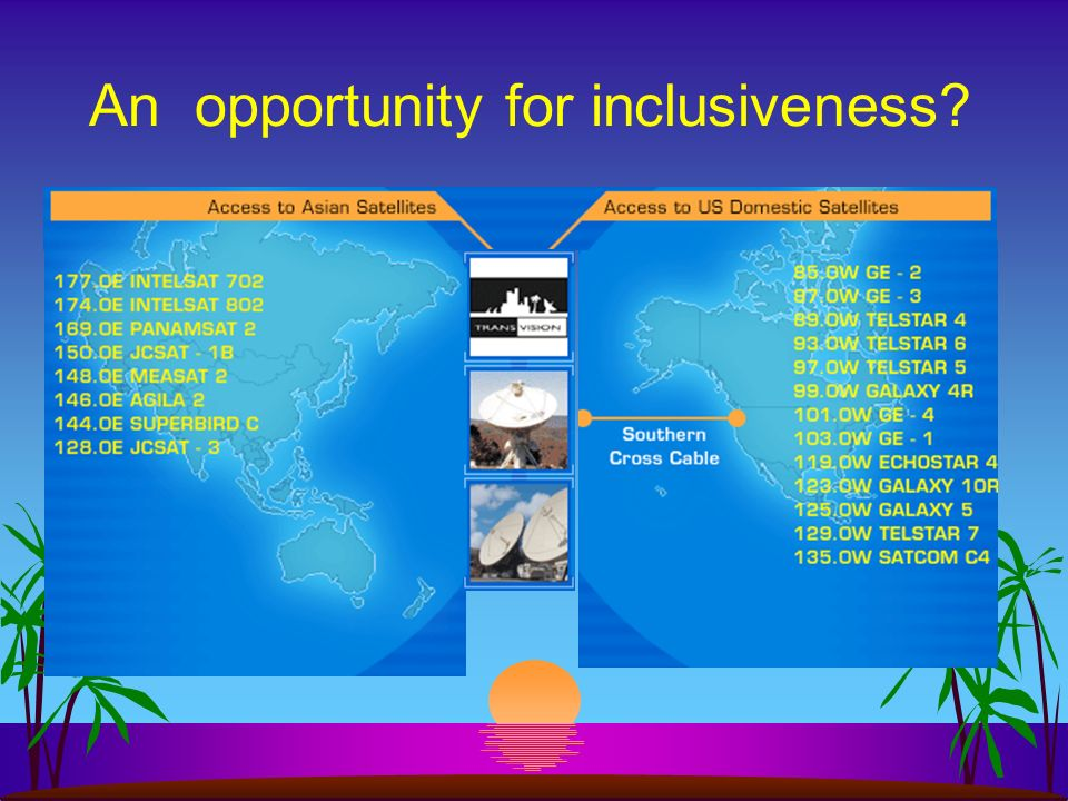 An opportunity for inclusiveness