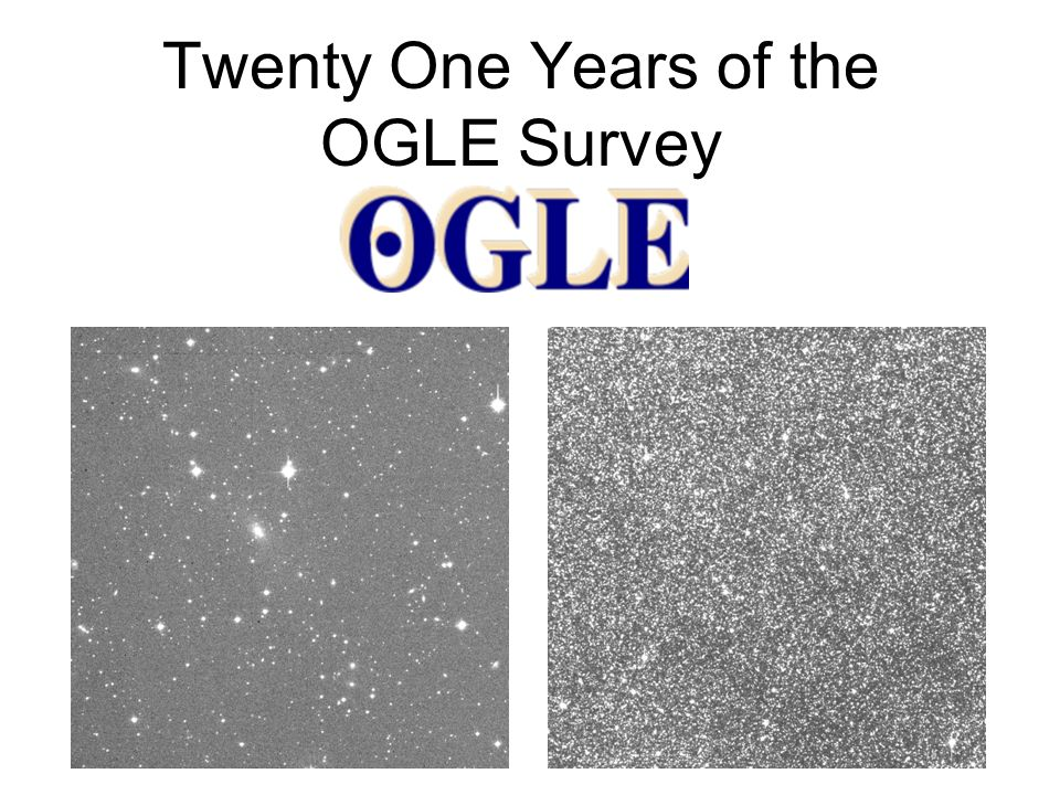 Twenty One Years of the OGLE Survey
