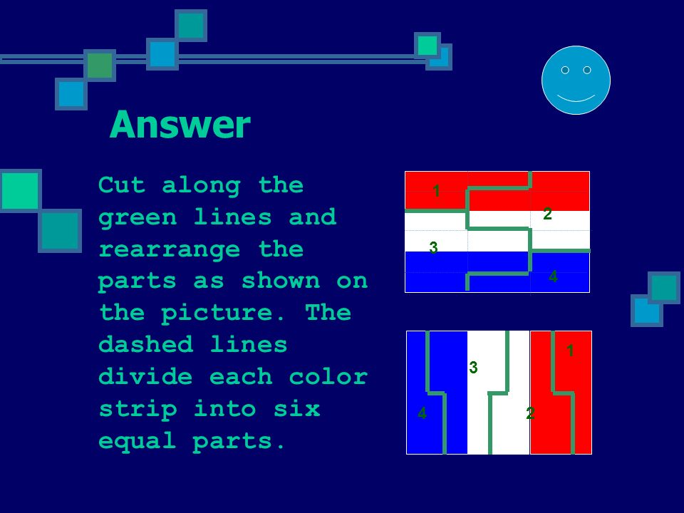 Problem 10 There are two flags on the picture.