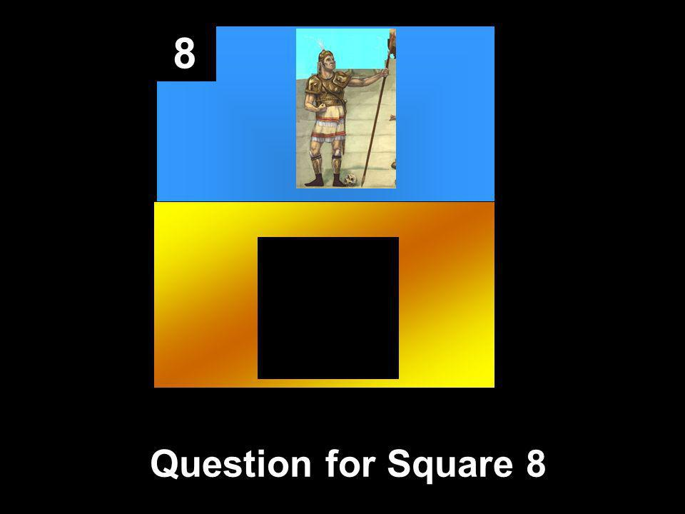 8 Question for Square 8