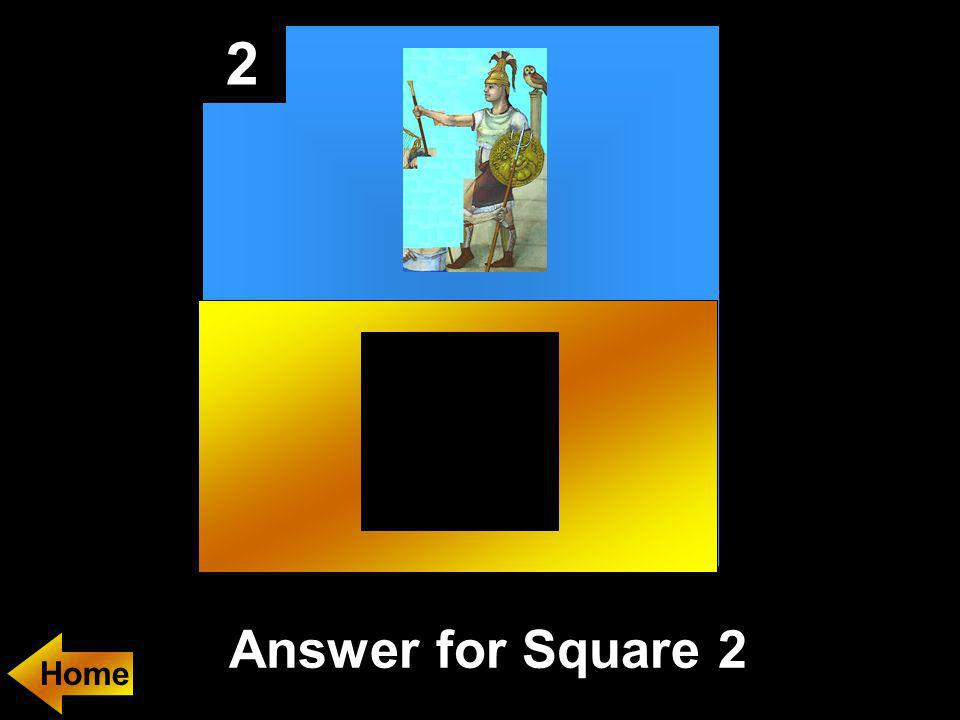 2 Answer for Square 2