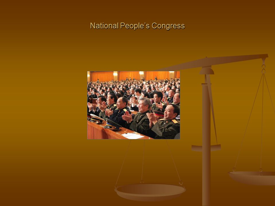 National Peoples Congress