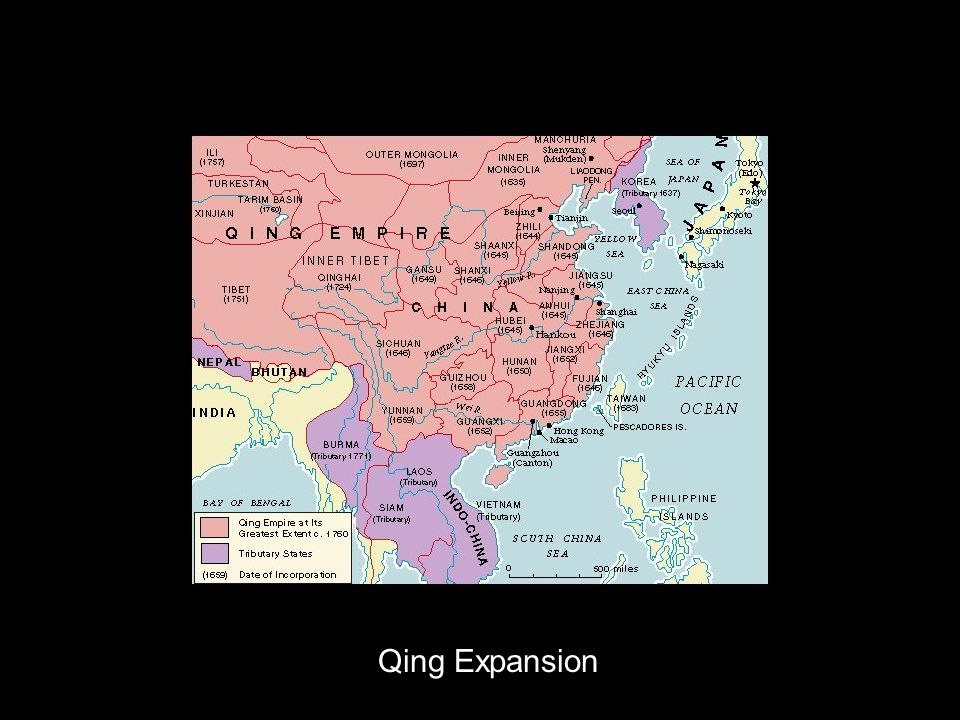 Qing Expansion
