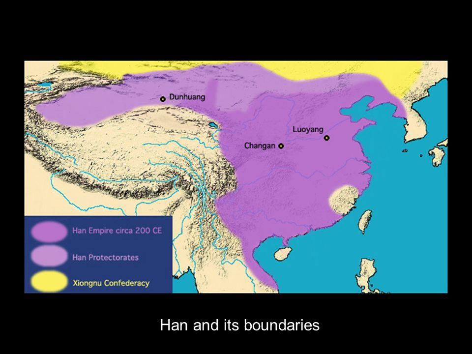 Han and its boundaries