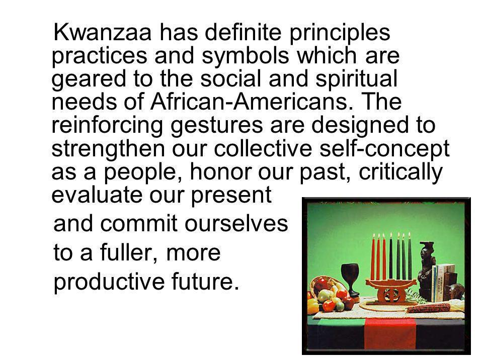 Kwanzaa What Is Kwanzaa Kwanzaa The African American Cultural