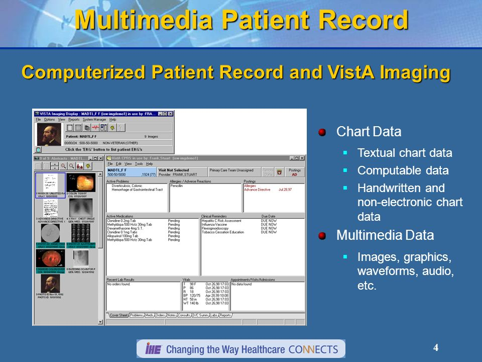 3 VistA & Computerized Patient Record System