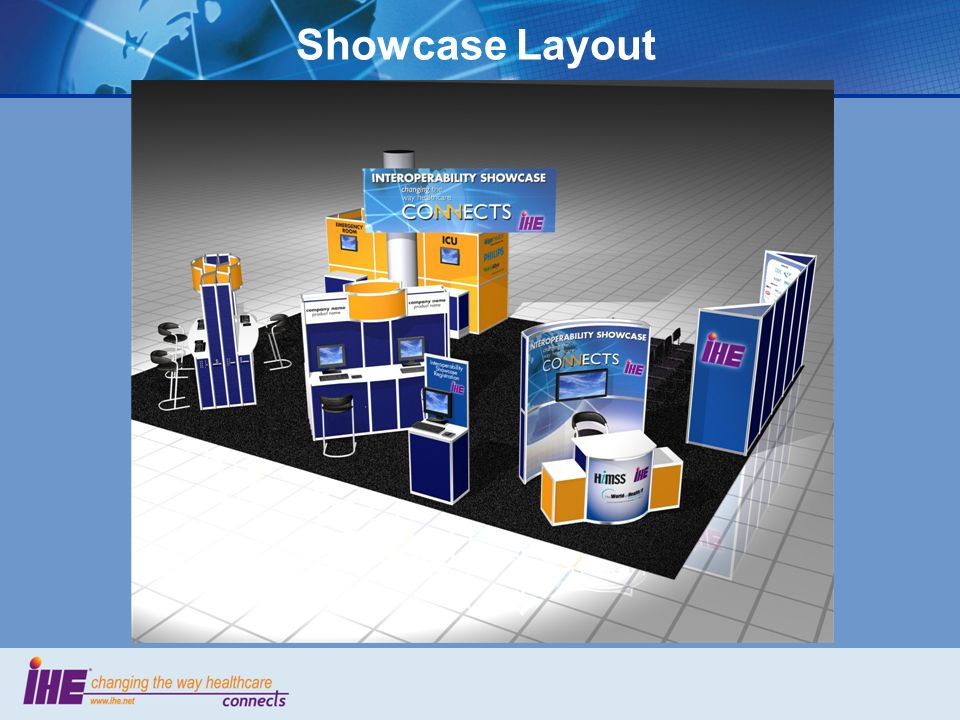 Showcase Layout