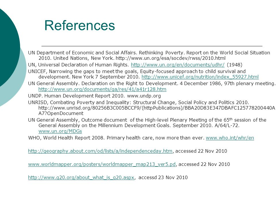 References UN Department of Economic and Social Affairs.