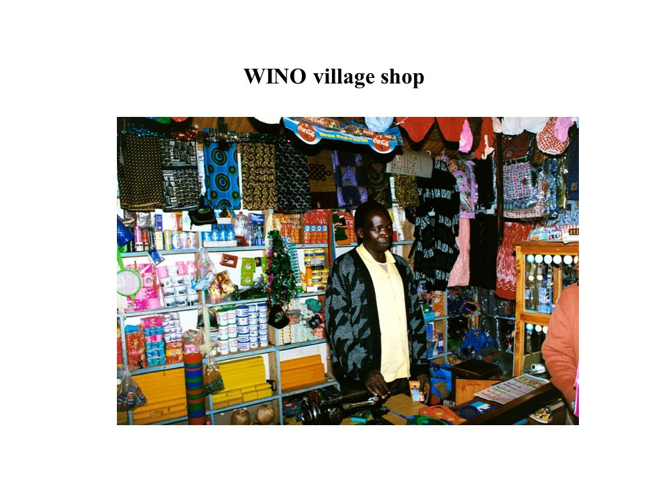 WINO village shop