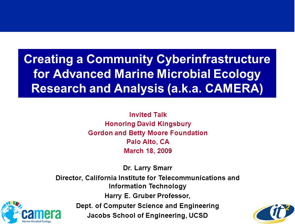 Creating a Community Cyberinfrastructure for Advanced Marine Microbial Ecology Research and Analysis (a.k.a.