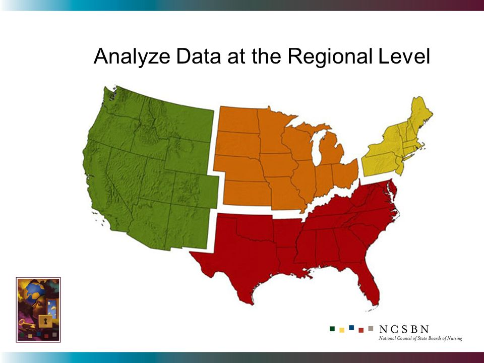 Analyze Data at the Regional Level