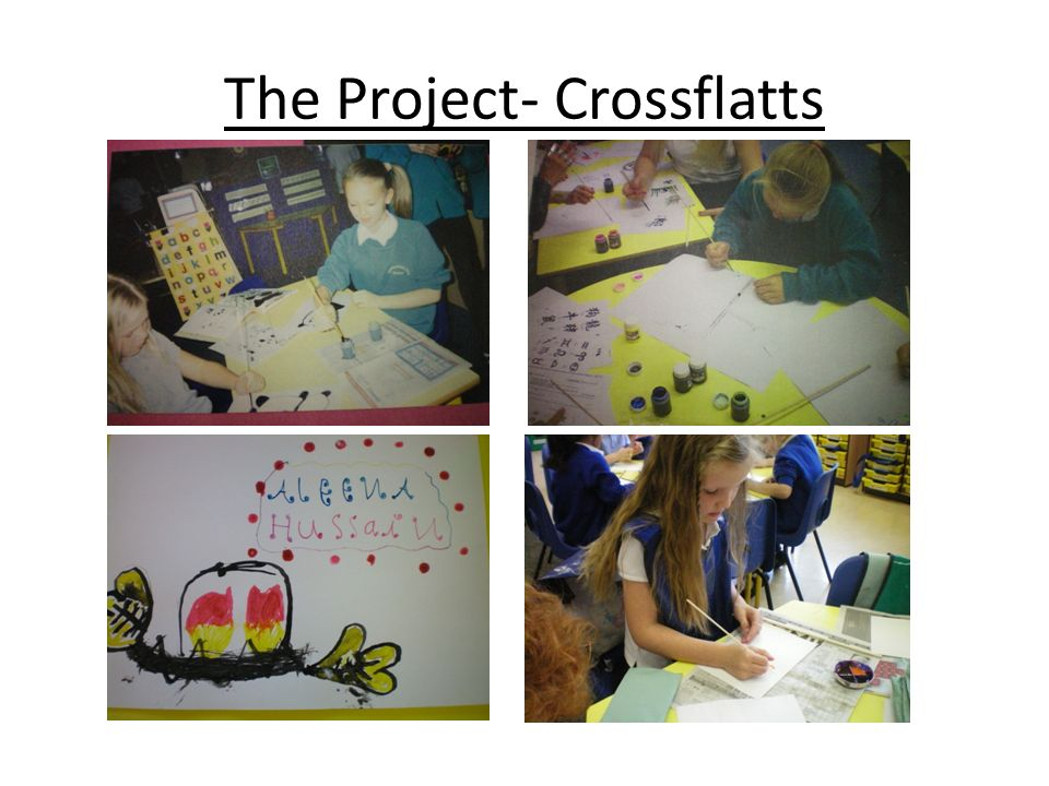 The Project- Crossflatts