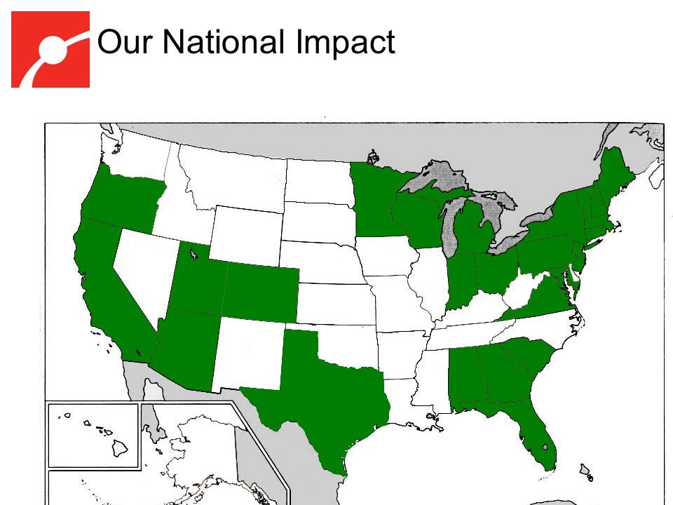 Our National Impact