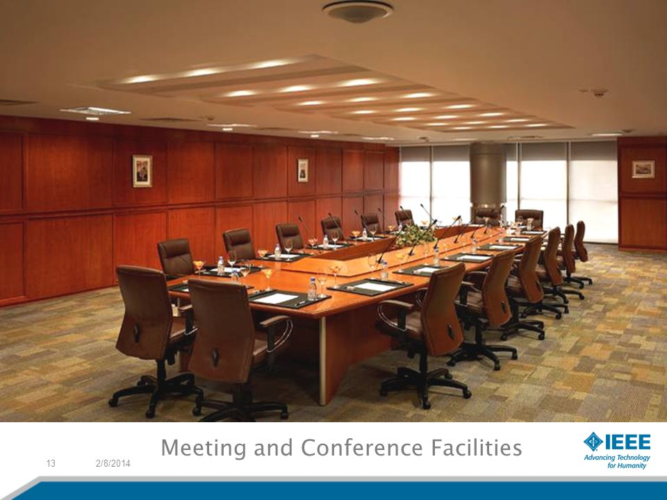 2/8/201413 Meeting and Conference Facilities