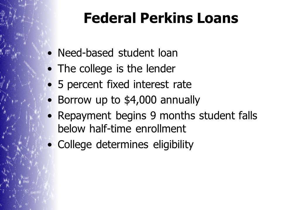 Federal Pell Grant Need-based grant Uses: Tuition, fees, room, board, living expenses Amount of award is calculated by the college based on information from the SAR Awarded to eligible undergraduates pursuing first baccalaureate or professional degree