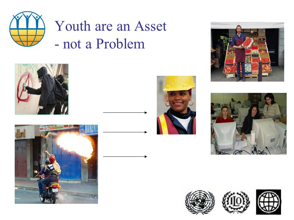 Youth are an Asset - not a Problem