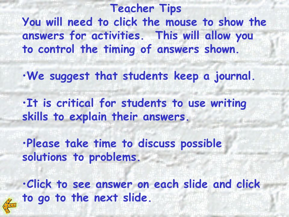 Maureen Curran and Mary Lou Aalbers Hazelwood School District Teacher tips