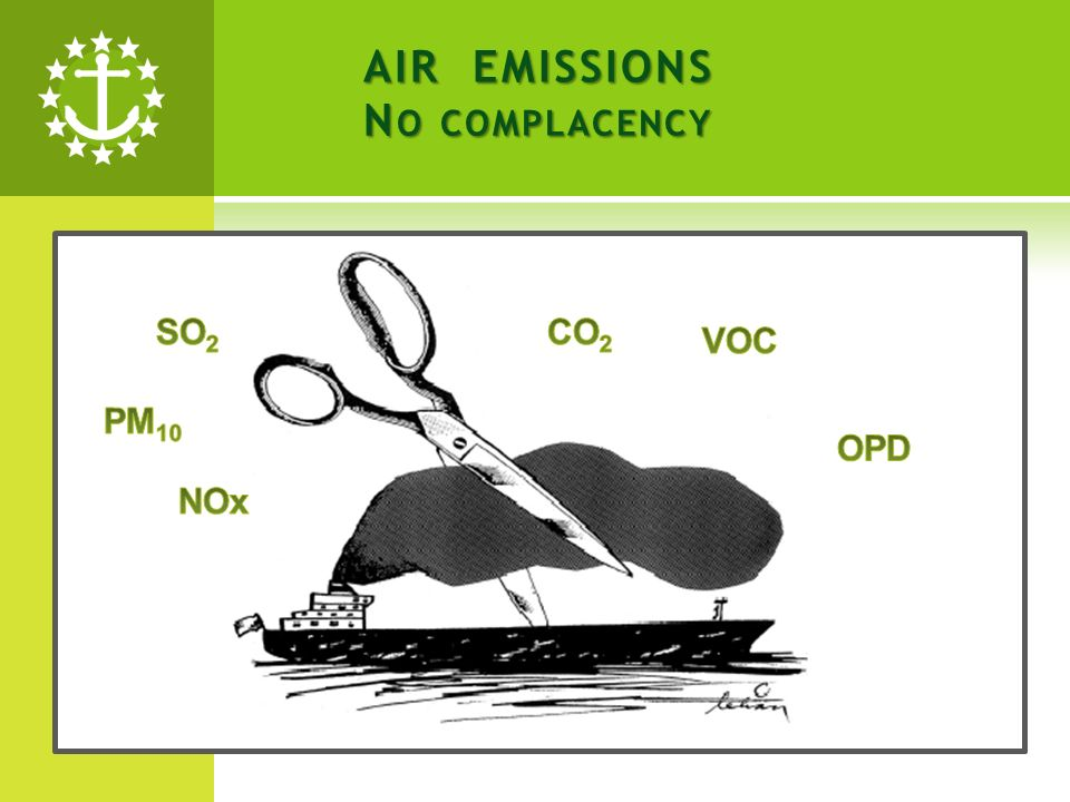 AIR EMISSIONS N O COMPLACENCY