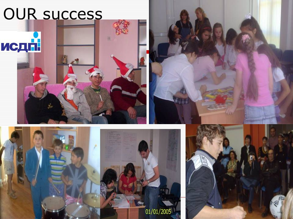 OUR success
