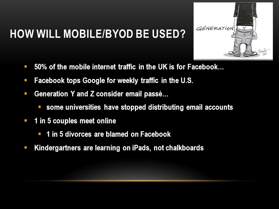 HOW WILL MOBILE/BYOD BE USED.