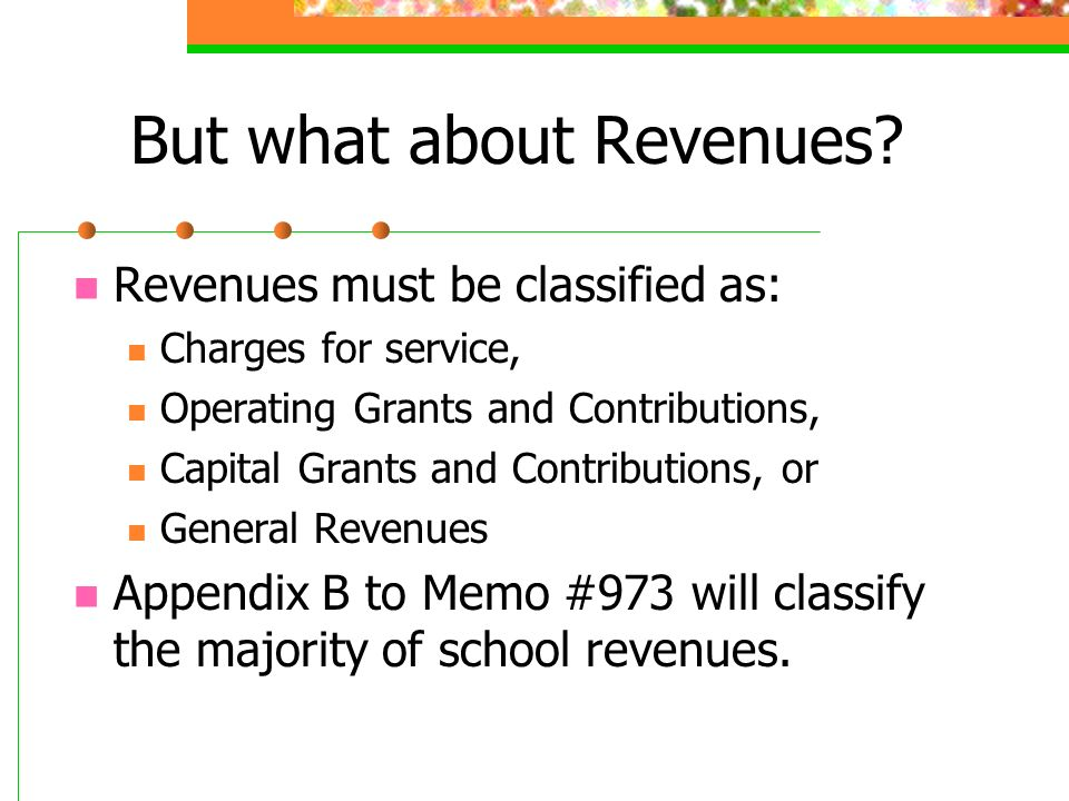 But what about Revenues.