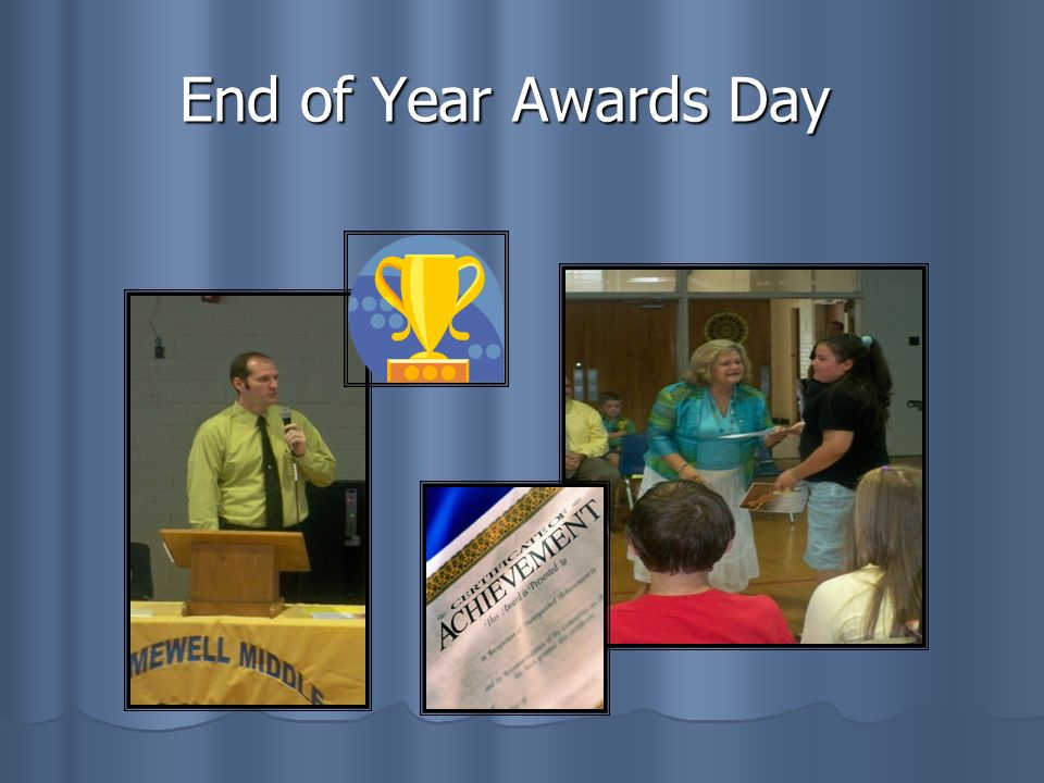 End of Year Awards Day