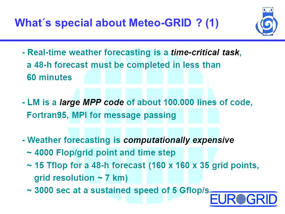 What´s special about Meteo-GRID .