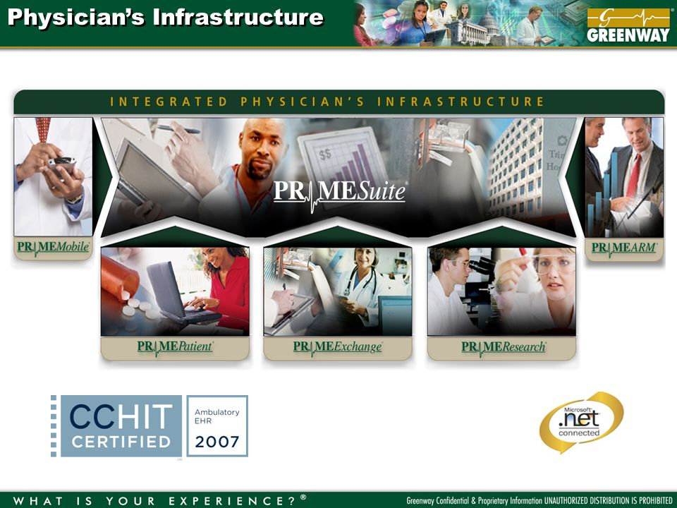 Physicians Infrastructure
