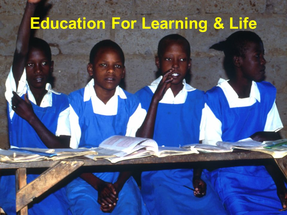 Education For Learning & Life