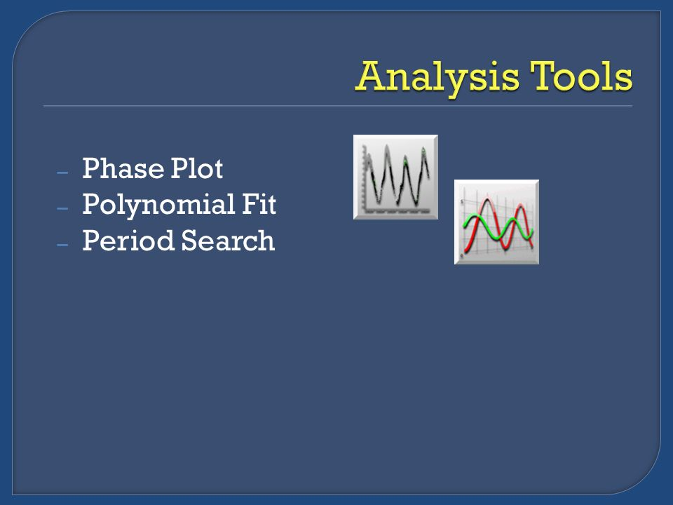 – Phase Plot – Polynomial Fit – Period Search