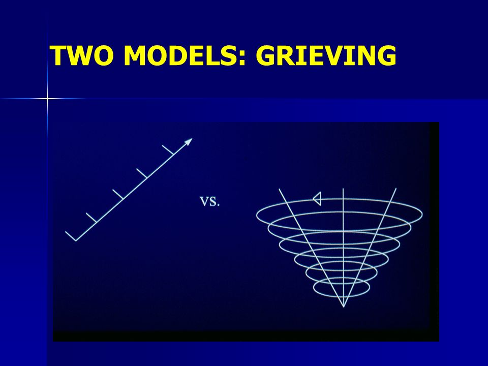 TWO MODELS: GRIEVING
