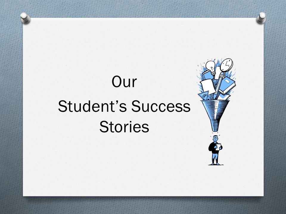 Our Students Success Stories