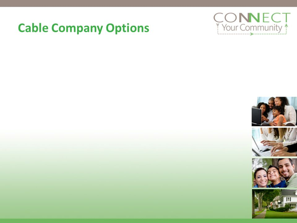 Cable Company Options