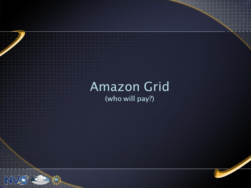 Amazon Grid (who will pay )