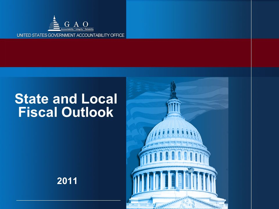 2011 State and Local Fiscal Outlook