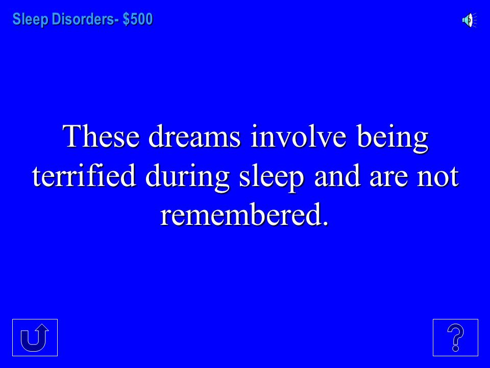 Sleep Disorders - $400 Sleepwalking is most likely to occur when these brain waves are present.