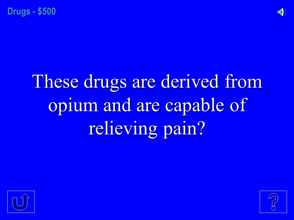 Drugs- $400 Symptoms such as fever, chills, tremors, convulsions, vomiting, and cramps are associated with this.