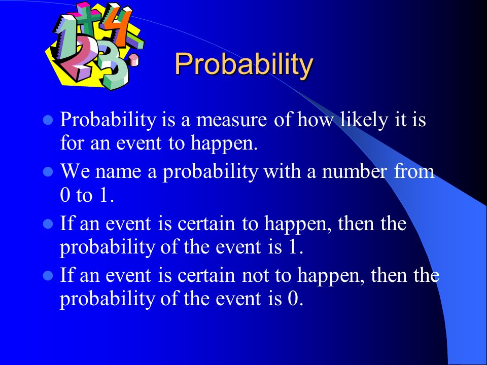 Probability and Chance Cheryl Goodman Symsonia Elementary 5 th grade Math