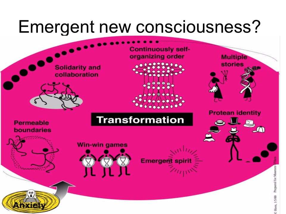 Emergent new consciousness
