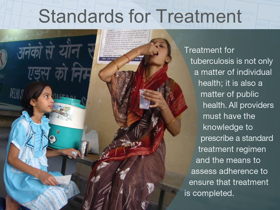 ISTC Training Modules 2008 Standards for Treatment