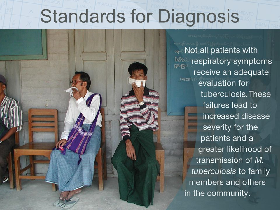 ISTC Training Modules 2008 Standards for Diagnosis