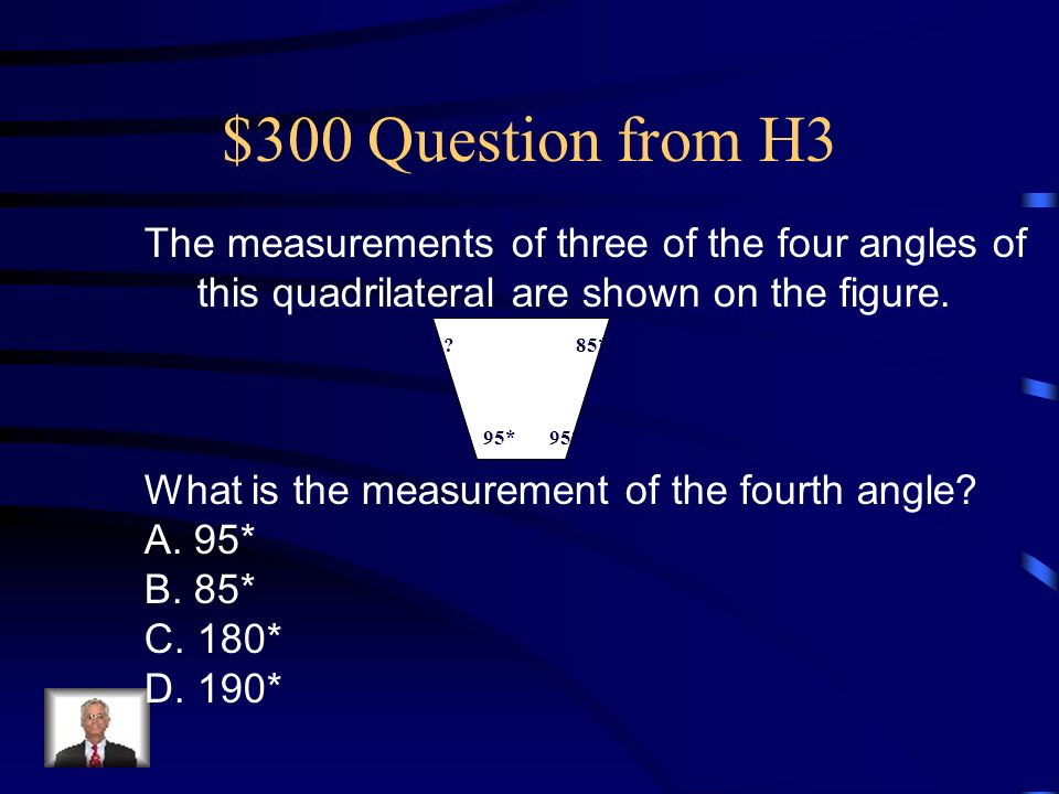 $200 Answer from H3 D. hexagons and pentagons