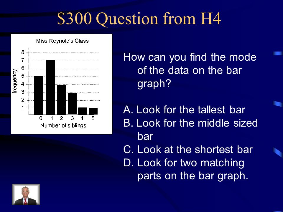 $200 Answer from H4 C. Find the number in the middle of the set of data