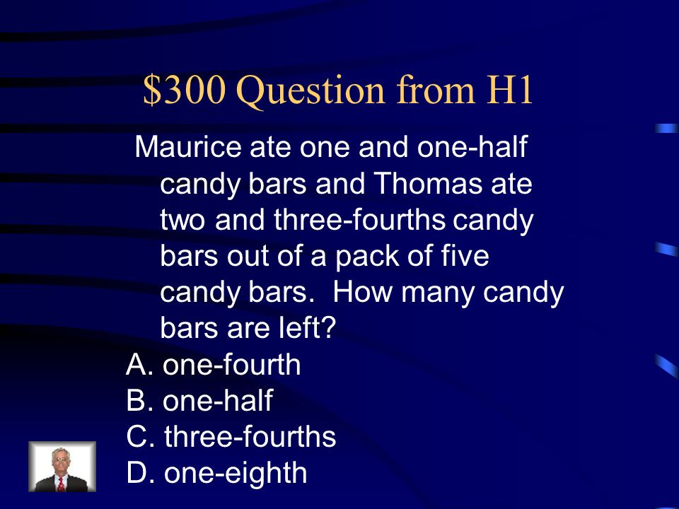 $200 Answer from H1 D. 16