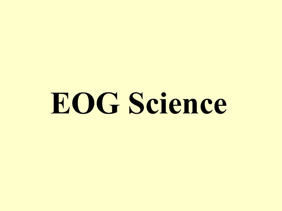 EOG Science