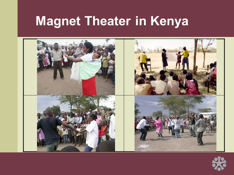 Magnet Theater in Kenya