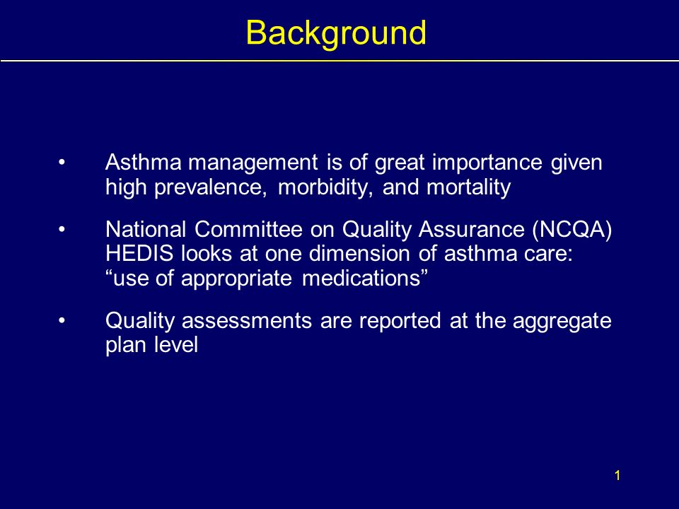 Identifying Opportunities for Improvement in Pediatric Asthma Management Kevin Dombkowski, DrPH, MS June 25, 2005 CHEAR Unit, Division of General Pediatrics, University of Michigan