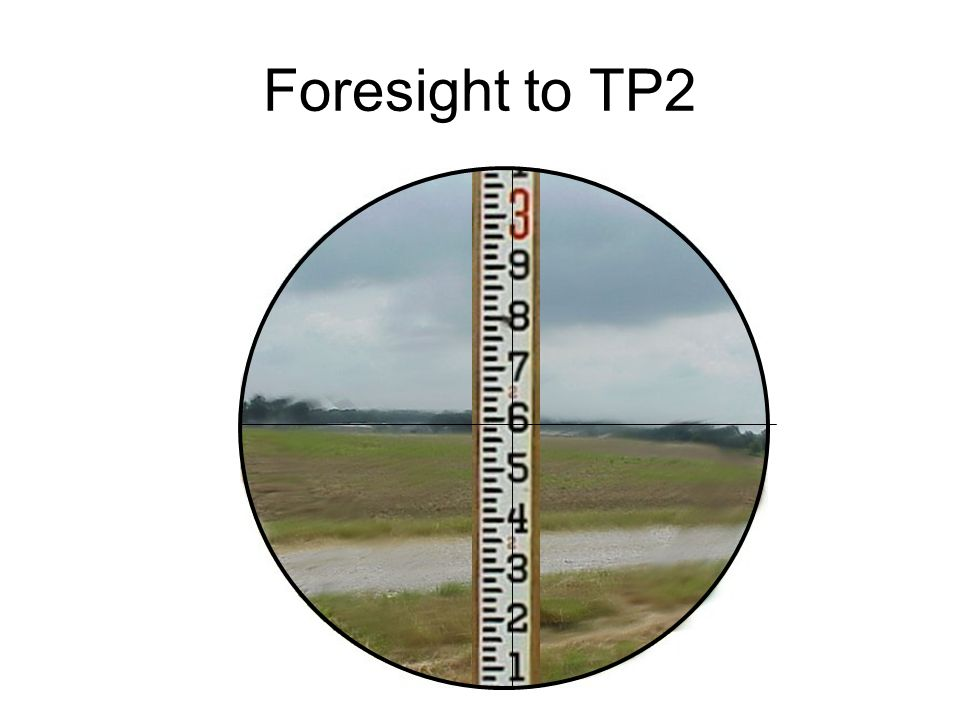 Foresight to TP2